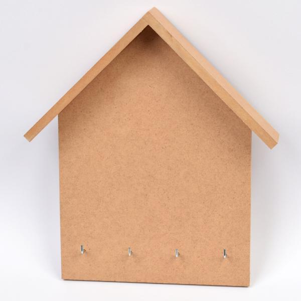 Къщичка за ключове от МДФ 24х25,5 см