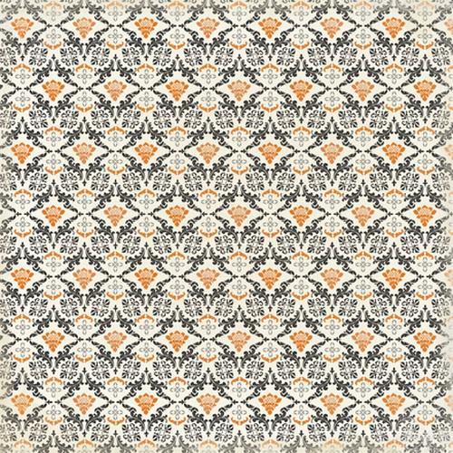 Двустранна дизайнерска хартия - Eerie brocade