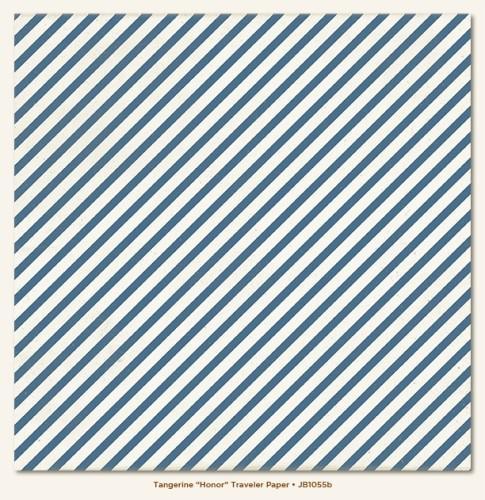 Двустранна дизайнерска хартия - JB1055