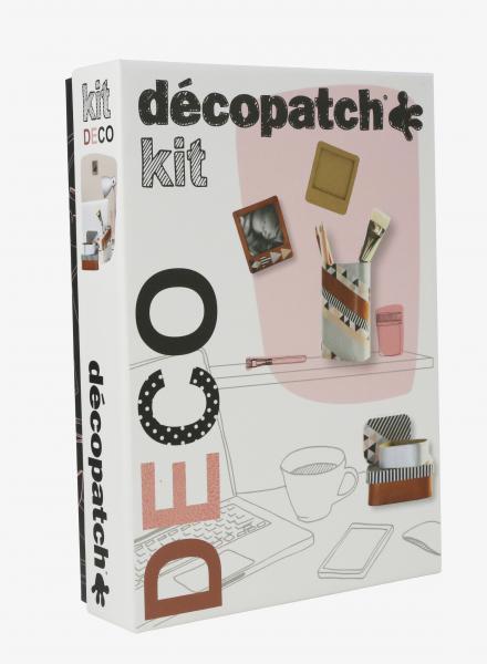 Креативен комплект Decopatch - Декорация от папие-маше