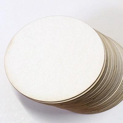 Кръгчета за прозрачни топки от две части, 1 бр - 10 см