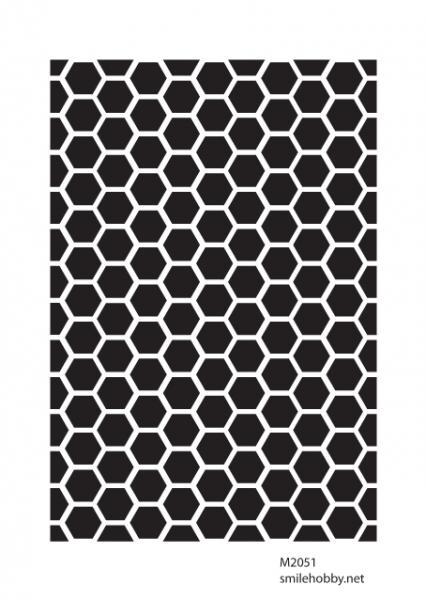 Шаблон за декупаж - 16x22.5cm - M2051
