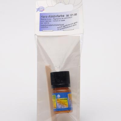 Металик тонер за смола ЕСЕННО ЗЛАТО - 8мл