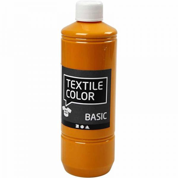 Текстилна боя Schjerning - 500 мл, mustard