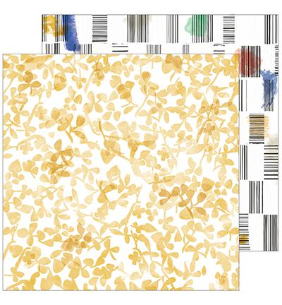 Двустранна дизайнерска хартия -  ESCAPE ORDINARY