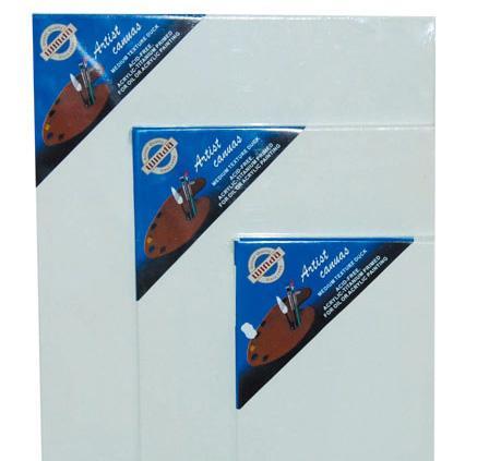 Подрамки с ленено платно 50х50 см