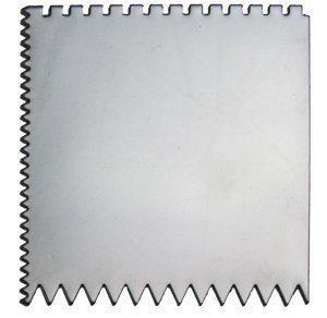 Шпакла с 3 релефа - PS06