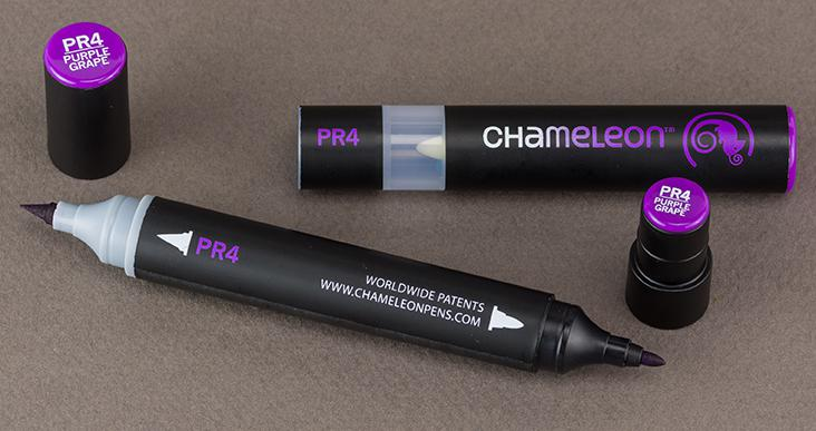 Хамелеон маркер - Purple  Grape PR4