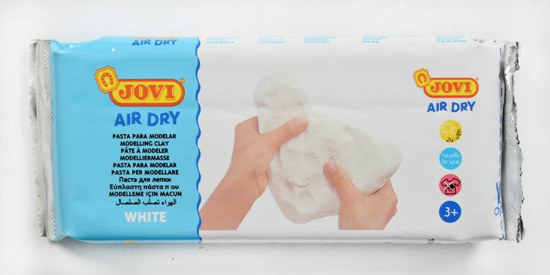 Самосъхнеща глина бяла, 250гр