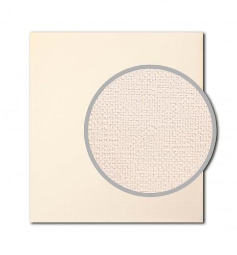 Висококачествен картон с фина текстура 30,5х31 см,  280 гр. - Canvas, цвят кремав