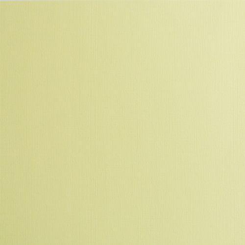 Висококачествен текстурен картон 30,5х31,5 см  230 гр. -  LEMON YELLOW