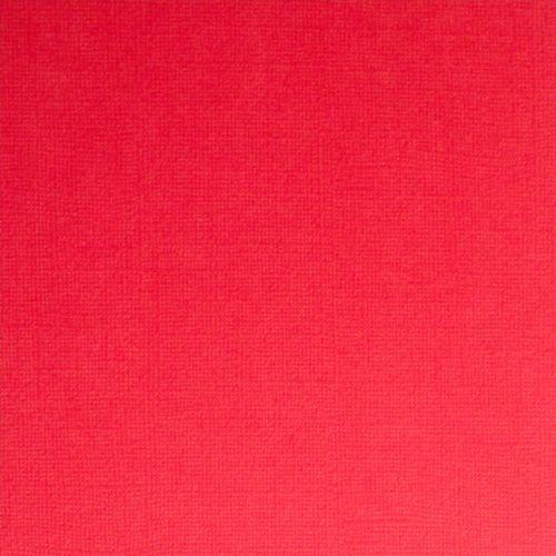 Висококачествен текстурен картон 30,5х31,5 см  230 гр. - RED