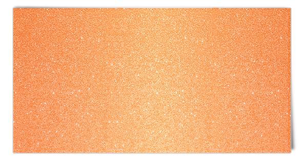 Hot-Fix хартия глитер T-UV orange
