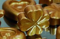 Pearl resin 150ML GOLD
