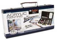 Комплект  акрилни бои Royal Langnickel - AKR3000