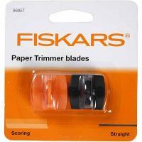 Резервни ножчета за рязане и биговане за тример Fiskars