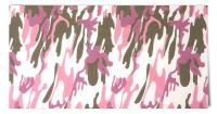Hot-Fix хартия Tissu -  ARMY PINK