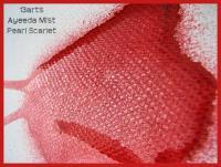 Mixed media перлена боя-спрей - Pearl Scarlet