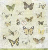 Двустранна дизайнерска хартия 190гр - Heritage Stories 01
