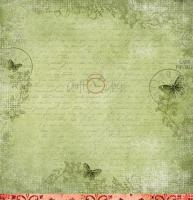 Двустранна дизайнерска хартия 190гр - Heritage Stories 04