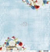 Двустранна дизайнерска хартия 190гр -  Home Sweet Home 02