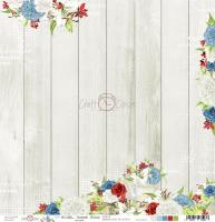 Двустранна дизайнерска хартия 190гр -  Home Sweet Home 03