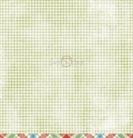 Двустранна дизайнерска хартия 190гр -  Home Sweet Home 05