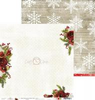 Комплект дизайнерски хартии 12x12 inch, 6 листа 190гр - My Christmas Wish