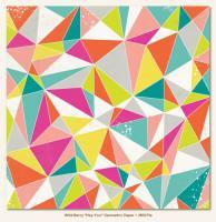Двустранна дизайнерска хартия - Hey You Geometric
