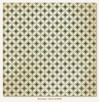 Двустранна дизайнерска хартия -  Joyous Noel Glittered
