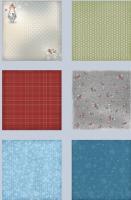 Дизайнерски блок, 6х6 инча 24 листа - Once upon a Winter