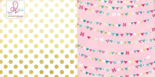 Двустранна дизайнерска хартия - Little Celebrations