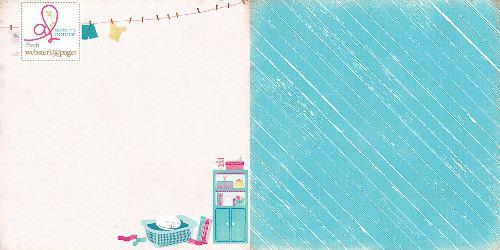 Двустранна дизайнерска хартия - Sweet