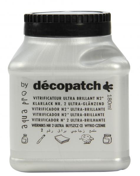Професионален акрилен лак DECOPATCH 30 мл - ултра гланц
